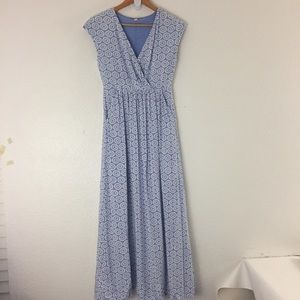 Gap Dawn Maxi Dress   J5